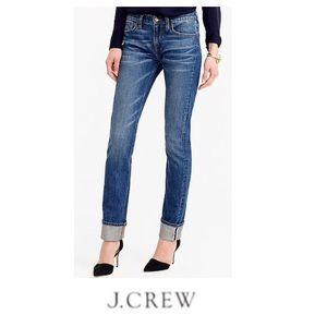 J. Crew Selvedge Matchstick Skinny Jeans